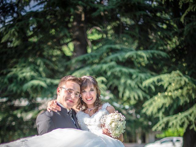 Il matrimonio di Alessandro e Sharon a Induno Olona, Varese 223