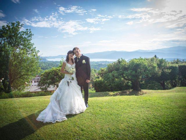 Il matrimonio di Alessandro e Sharon a Induno Olona, Varese 237
