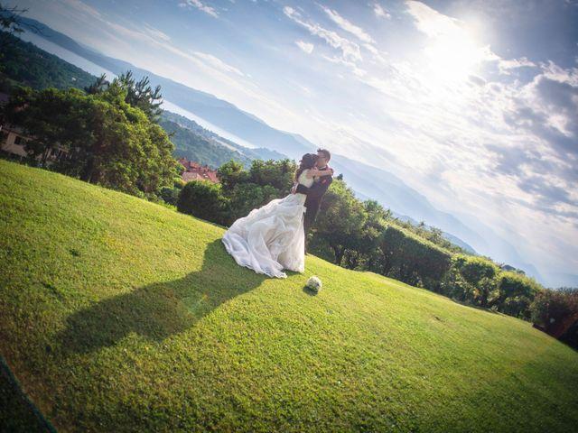Il matrimonio di Alessandro e Sharon a Induno Olona, Varese 239