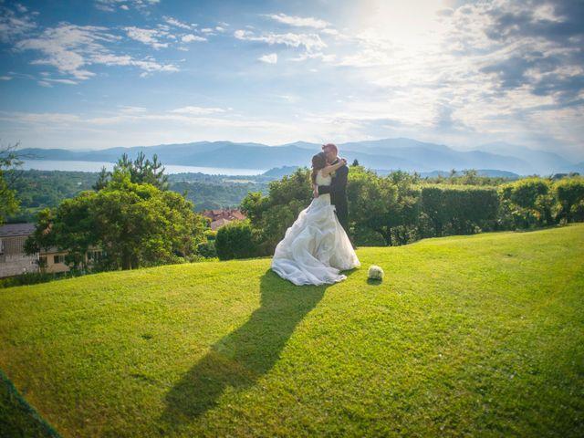 Il matrimonio di Alessandro e Sharon a Induno Olona, Varese 241