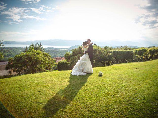 Il matrimonio di Alessandro e Sharon a Induno Olona, Varese 242