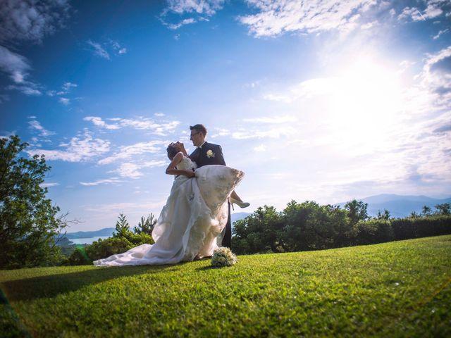 Il matrimonio di Alessandro e Sharon a Induno Olona, Varese 1