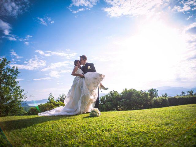 Il matrimonio di Alessandro e Sharon a Induno Olona, Varese 244