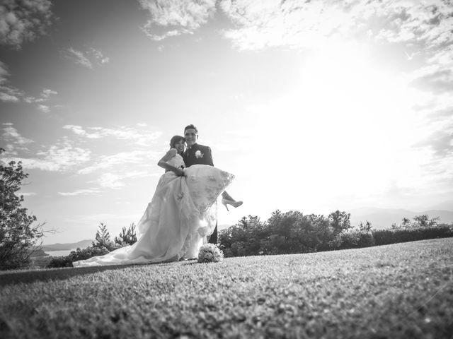 Il matrimonio di Alessandro e Sharon a Induno Olona, Varese 246
