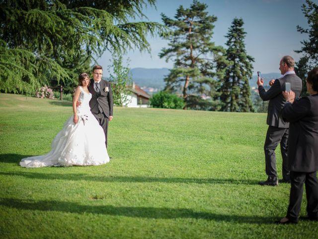 Il matrimonio di Alessandro e Sharon a Induno Olona, Varese 248