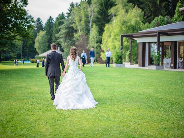 Il matrimonio di Alessandro e Sharon a Induno Olona, Varese 251