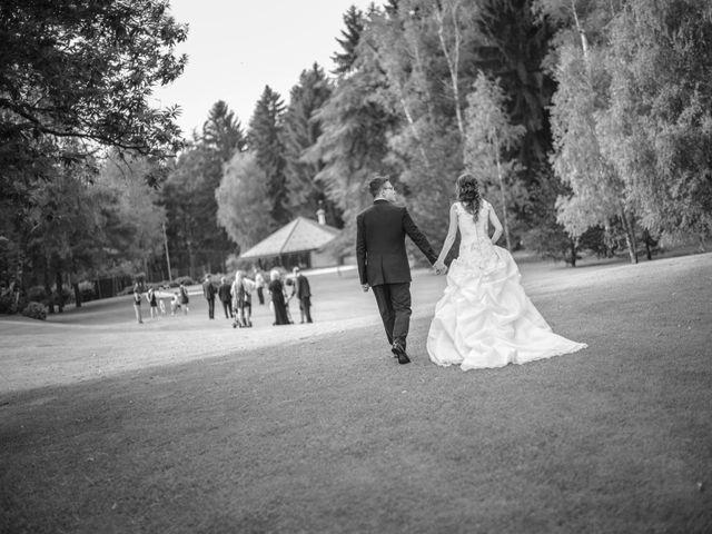Il matrimonio di Alessandro e Sharon a Induno Olona, Varese 252