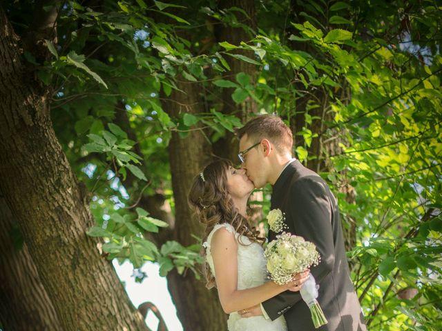 Il matrimonio di Alessandro e Sharon a Induno Olona, Varese 254