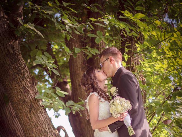 Il matrimonio di Alessandro e Sharon a Induno Olona, Varese 256