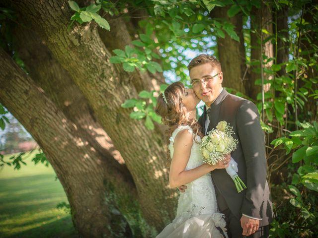 Il matrimonio di Alessandro e Sharon a Induno Olona, Varese 257