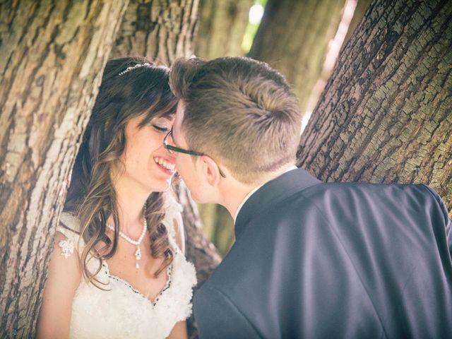 Il matrimonio di Alessandro e Sharon a Induno Olona, Varese 261