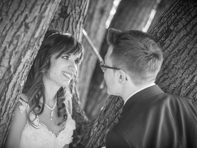 Il matrimonio di Alessandro e Sharon a Induno Olona, Varese 262