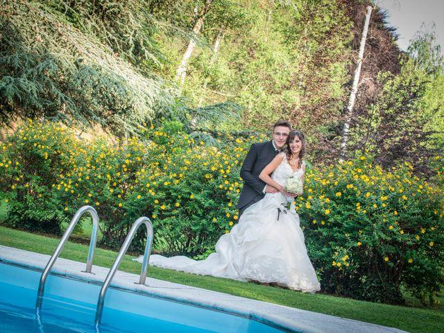 Il matrimonio di Alessandro e Sharon a Induno Olona, Varese 273