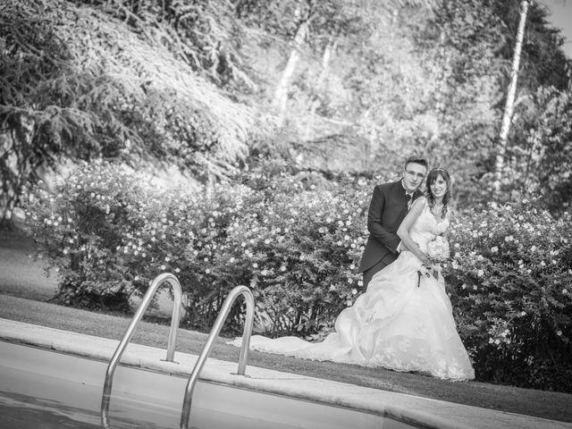 Il matrimonio di Alessandro e Sharon a Induno Olona, Varese 276