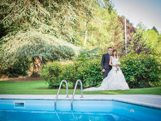 Il matrimonio di Alessandro e Sharon a Induno Olona, Varese 277