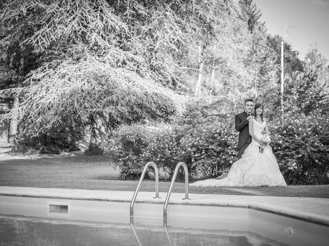 Il matrimonio di Alessandro e Sharon a Induno Olona, Varese 279