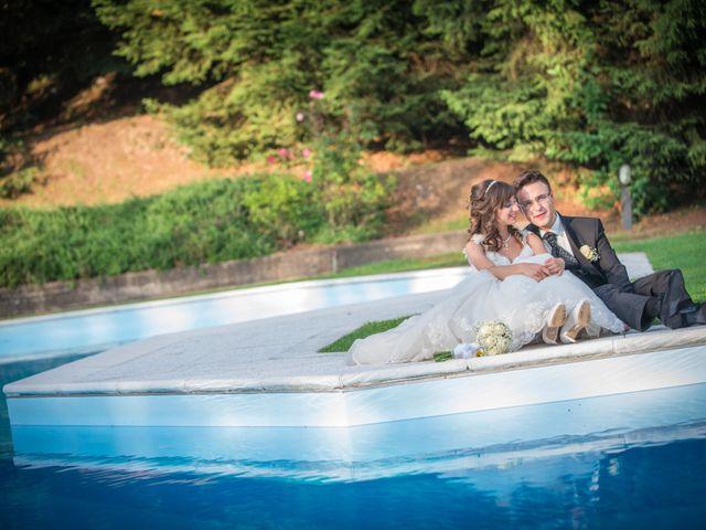 Il matrimonio di Alessandro e Sharon a Induno Olona, Varese 282