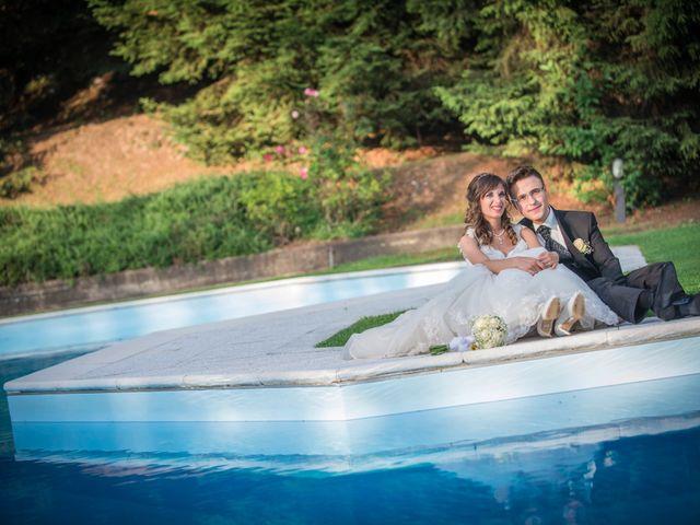 Il matrimonio di Alessandro e Sharon a Induno Olona, Varese 283