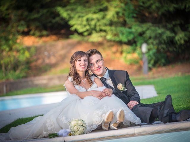 Il matrimonio di Alessandro e Sharon a Induno Olona, Varese 284