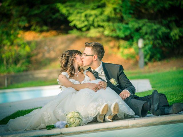 Il matrimonio di Alessandro e Sharon a Induno Olona, Varese 287