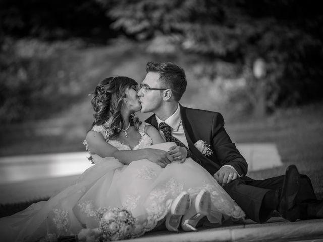 Il matrimonio di Alessandro e Sharon a Induno Olona, Varese 288