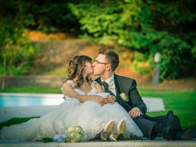 Il matrimonio di Alessandro e Sharon a Induno Olona, Varese 289
