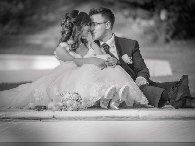 Il matrimonio di Alessandro e Sharon a Induno Olona, Varese 291