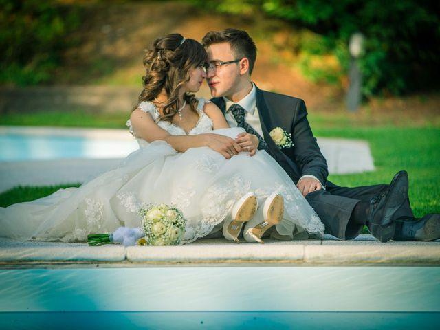 Il matrimonio di Alessandro e Sharon a Induno Olona, Varese 292