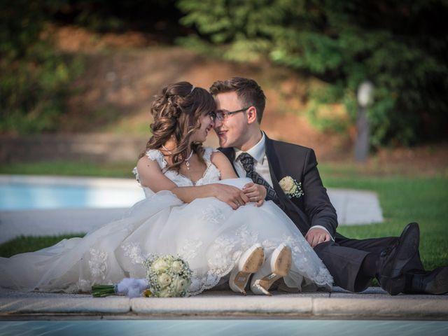 Il matrimonio di Alessandro e Sharon a Induno Olona, Varese 293