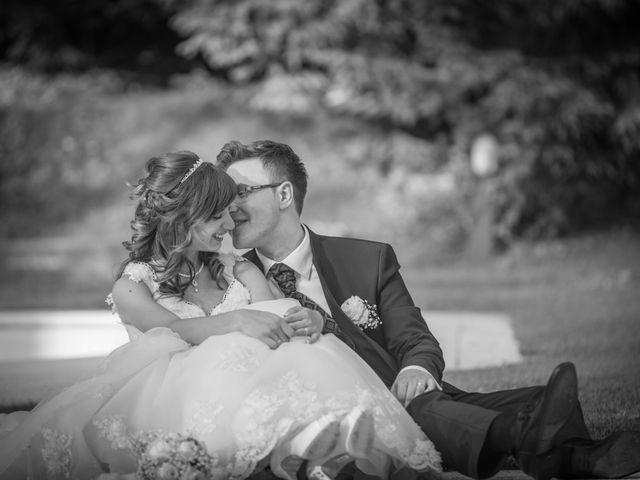 Il matrimonio di Alessandro e Sharon a Induno Olona, Varese 294