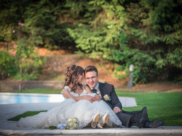 Il matrimonio di Alessandro e Sharon a Induno Olona, Varese 295