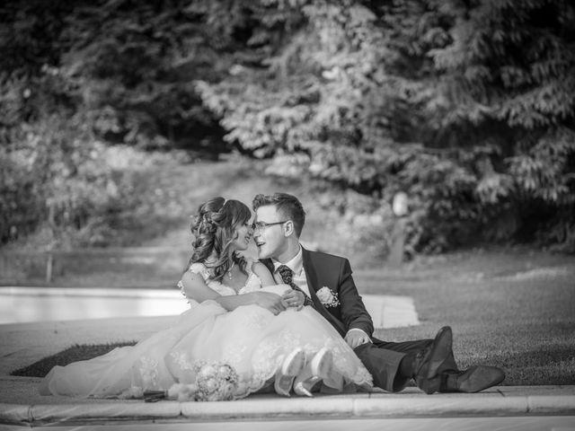 Il matrimonio di Alessandro e Sharon a Induno Olona, Varese 296
