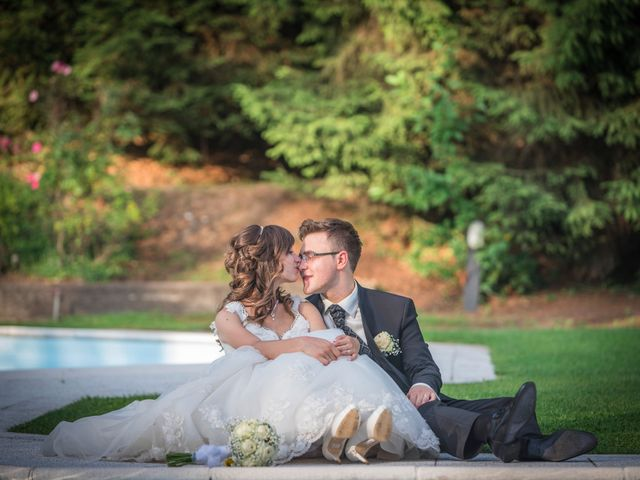 Il matrimonio di Alessandro e Sharon a Induno Olona, Varese 297