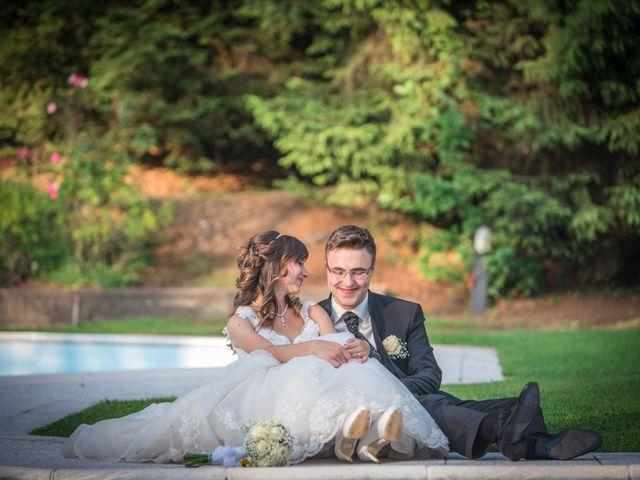 Il matrimonio di Alessandro e Sharon a Induno Olona, Varese 298