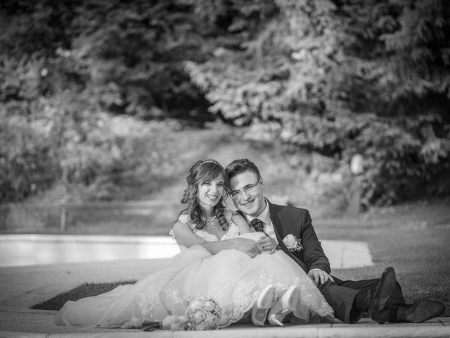 Il matrimonio di Alessandro e Sharon a Induno Olona, Varese 299