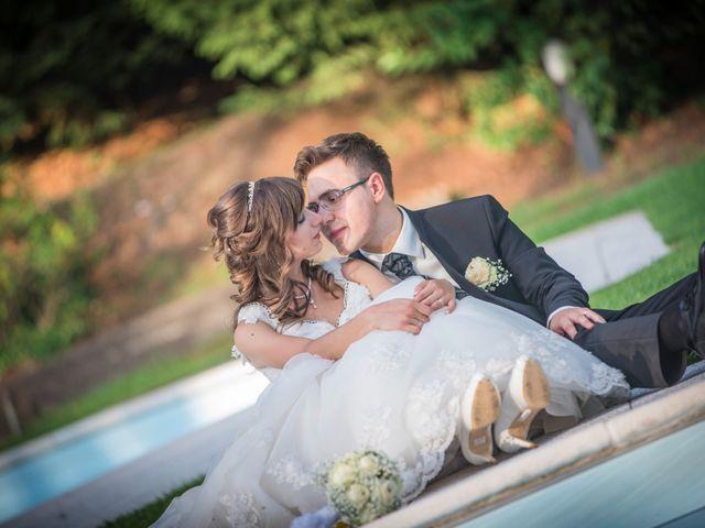 Il matrimonio di Alessandro e Sharon a Induno Olona, Varese 300