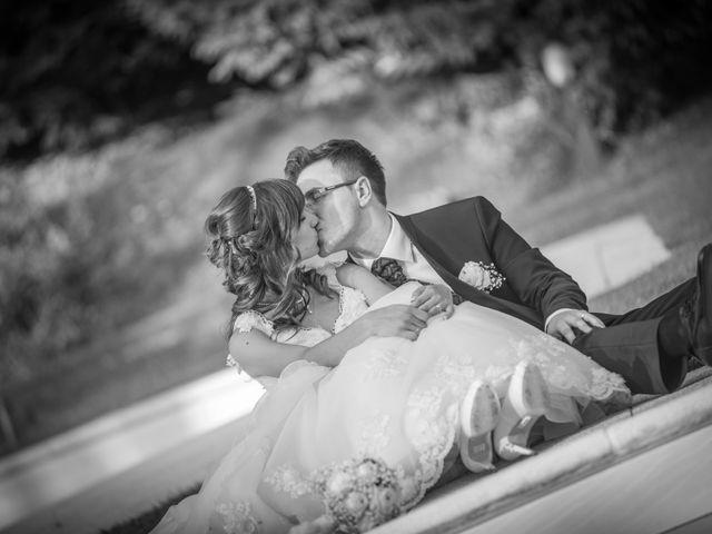 Il matrimonio di Alessandro e Sharon a Induno Olona, Varese 301
