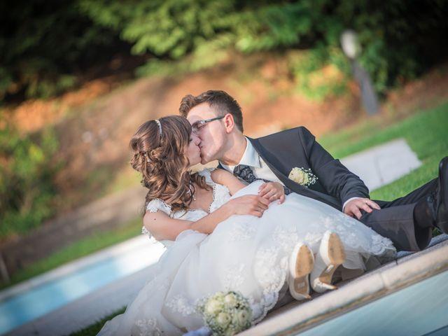 Il matrimonio di Alessandro e Sharon a Induno Olona, Varese 302
