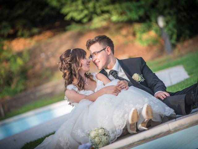 Il matrimonio di Alessandro e Sharon a Induno Olona, Varese 303