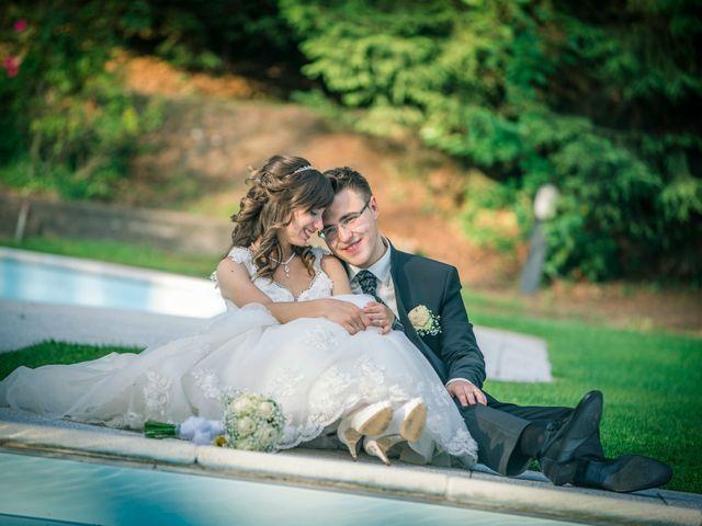 Il matrimonio di Alessandro e Sharon a Induno Olona, Varese 304