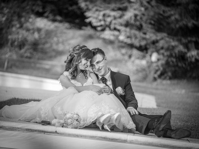 Il matrimonio di Alessandro e Sharon a Induno Olona, Varese 305