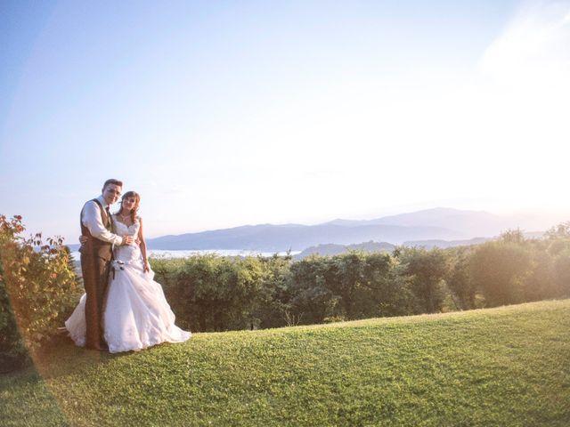 Il matrimonio di Alessandro e Sharon a Induno Olona, Varese 306