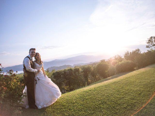 Il matrimonio di Alessandro e Sharon a Induno Olona, Varese 307