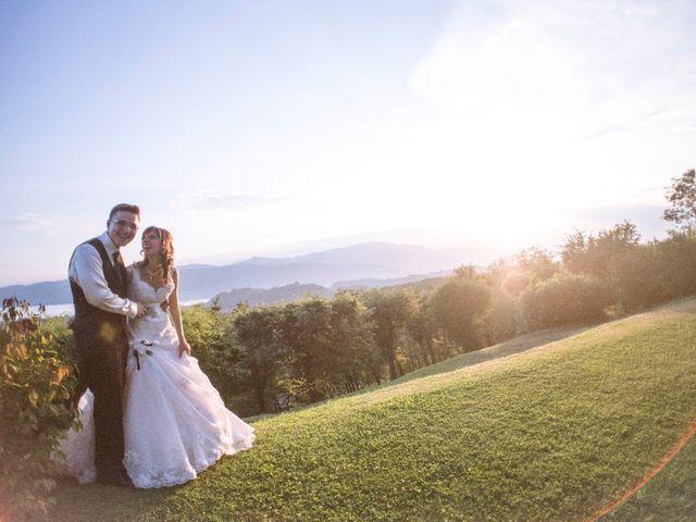Il matrimonio di Alessandro e Sharon a Induno Olona, Varese 309