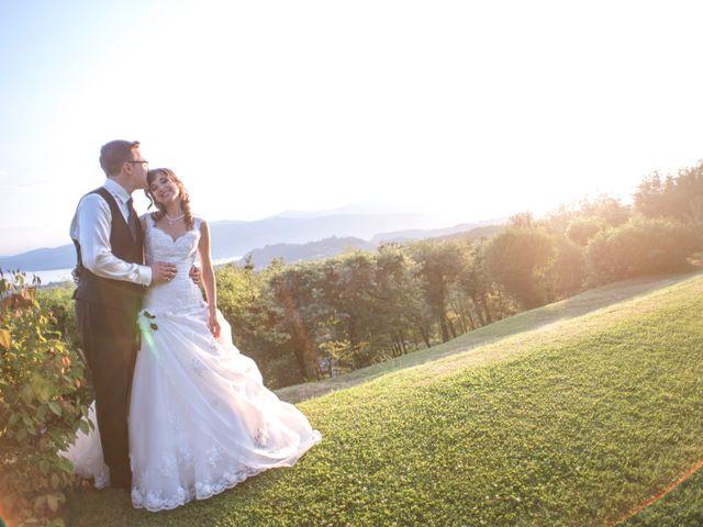 Il matrimonio di Alessandro e Sharon a Induno Olona, Varese 310