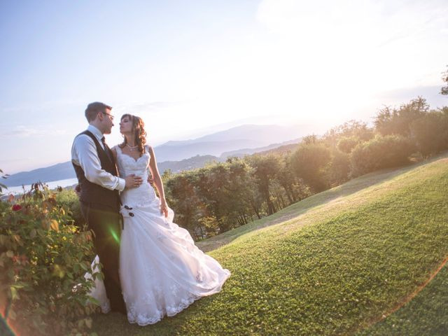 Il matrimonio di Alessandro e Sharon a Induno Olona, Varese 312