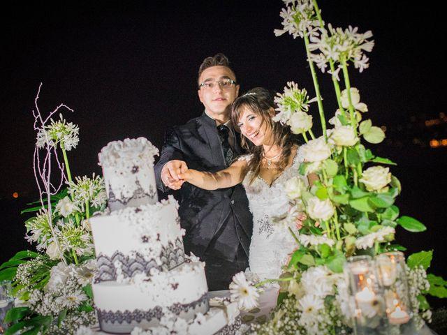 Il matrimonio di Alessandro e Sharon a Induno Olona, Varese 377