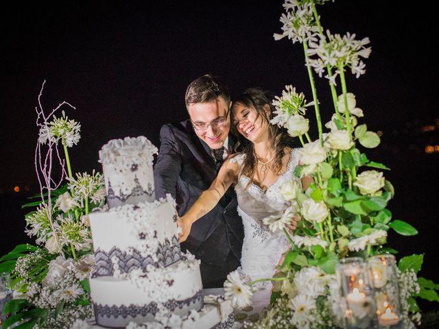 Il matrimonio di Alessandro e Sharon a Induno Olona, Varese 379