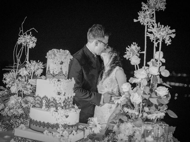 Il matrimonio di Alessandro e Sharon a Induno Olona, Varese 381