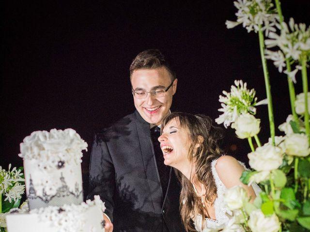 Il matrimonio di Alessandro e Sharon a Induno Olona, Varese 383